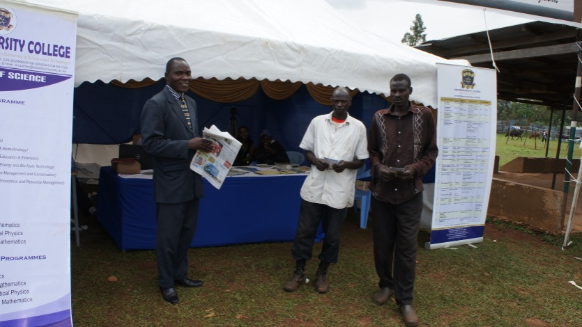 Trade Show at Kimilili Sub County