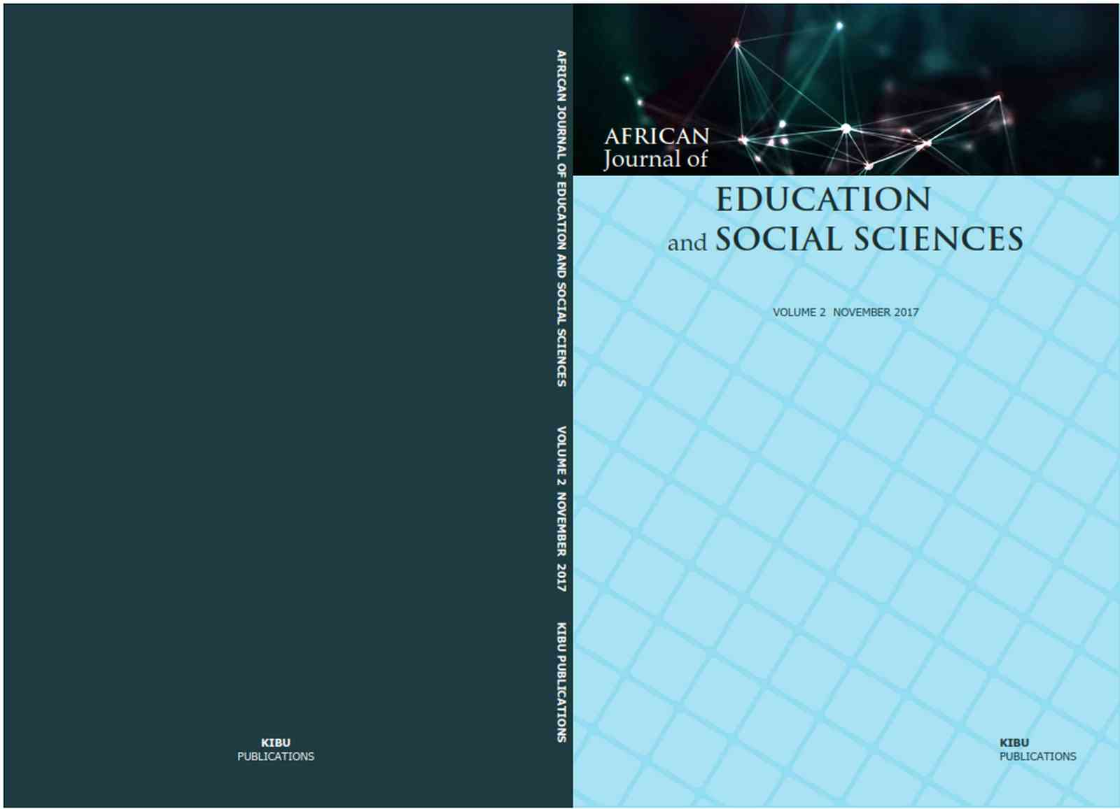 African Journal of Education and Social Sciences (AJESS) Publications 2017