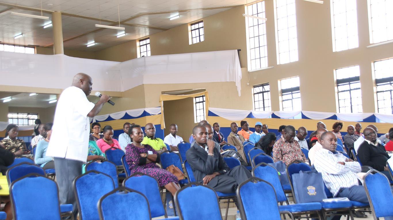 Kongamano la Kiswahili la CHAKITA 2017g